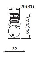 DC840 - Габаритные размеры